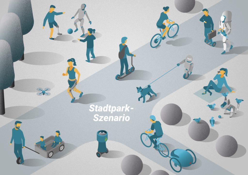 Szenario Stadtpark